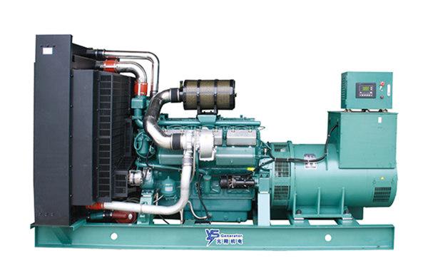 通柴柴油系列发电机组