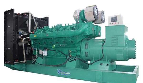玉柴柴油系列发电机组